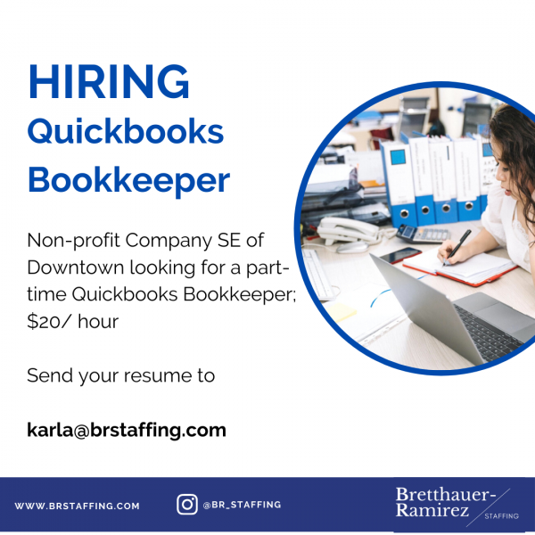 Business to business sales and operations. Base salary 31,000.00 a year. Located Near Hobby Send your resume to karla@brstaffing.com (3)